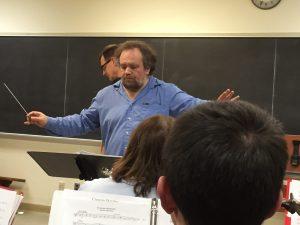 Gorodinsky conducting the RFO