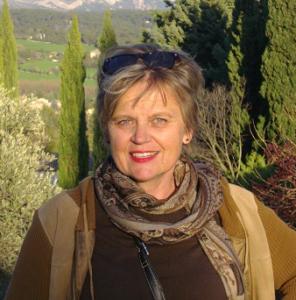 Headshot of Ewa