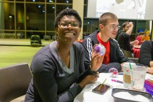 UW-Madison students are making ornaments